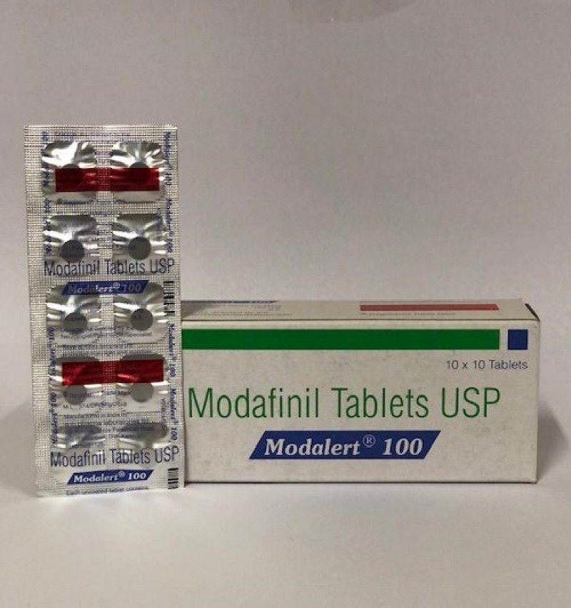 Modalert (Modafinil) 100Mg