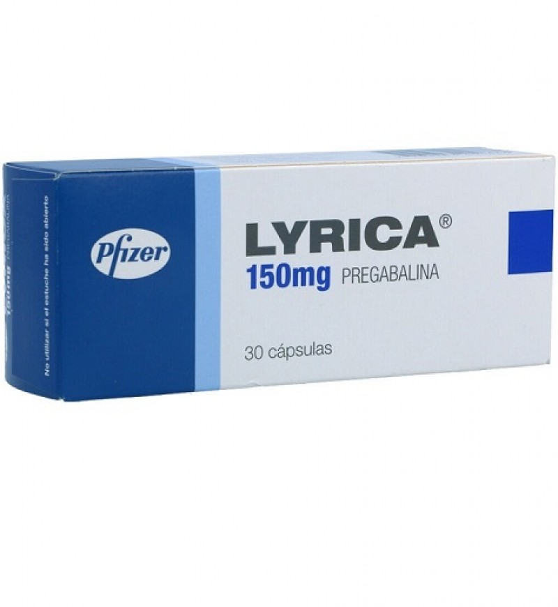 Lyrica (Pregabalin) 150Mg