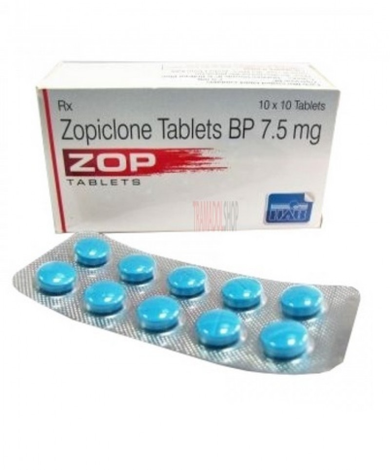 Zopiclone 7.5Mg Tablets
